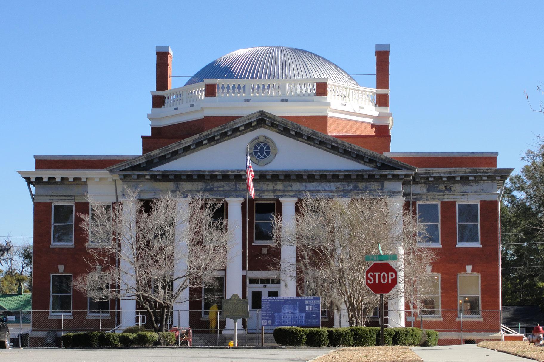 Effingham County Courthouse 171 Trident Sustainability Group