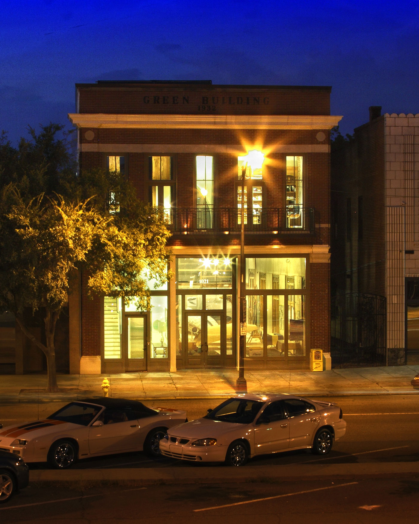 Downtown Augusta Ga: The Green Building « Trident Sustainability Group